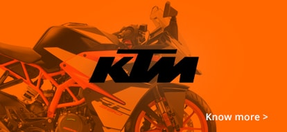 Revise vehicle KTM-3