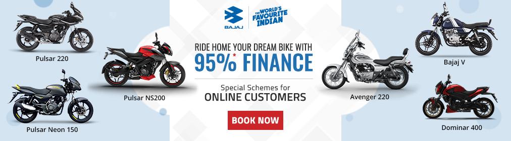 Bajaj Bike Loan scheme