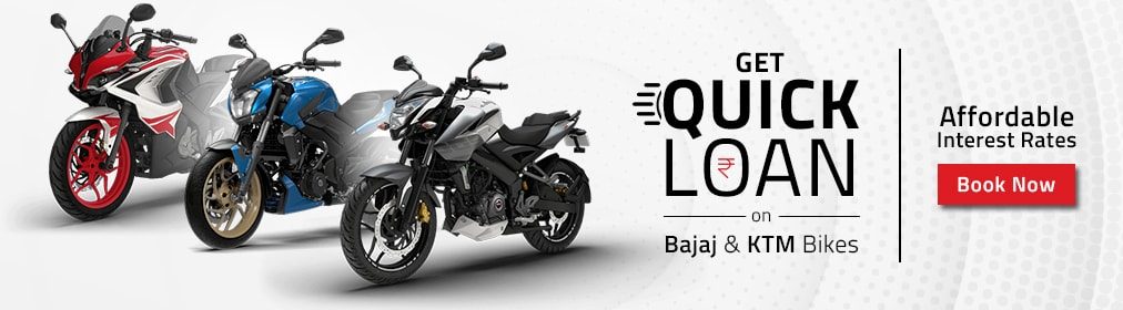 Bajaj Bike Loan scheme