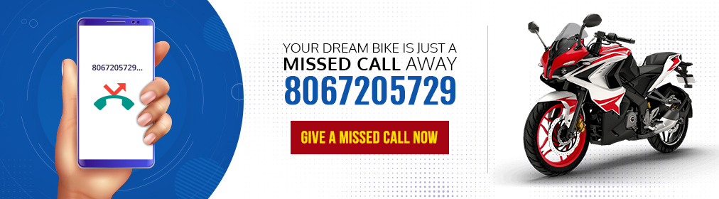 Missed call_BajajBike