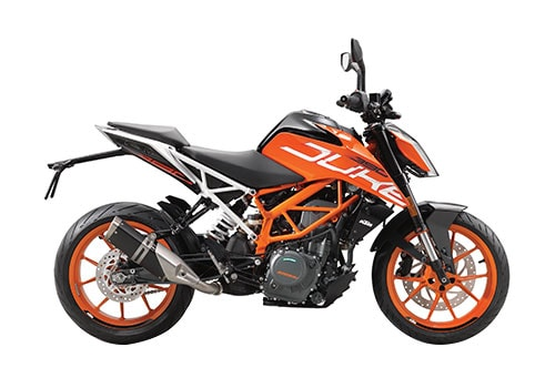 Two Wheeler Loan For KTM Duke 390