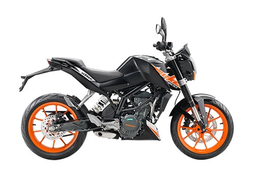 Two Wheeler Loan For KTM Duke 200
