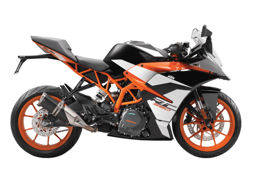 Two Wheeler Loan For KTM RC 390